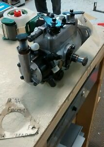 3249f951 Ford Tractor 6600 6610 6700 6710 Injector Pump 1 Year Warranty