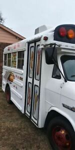Rarely Used Ford F150 Van Kitchen Food Truck mobile Kitchen Unit In Great Shape