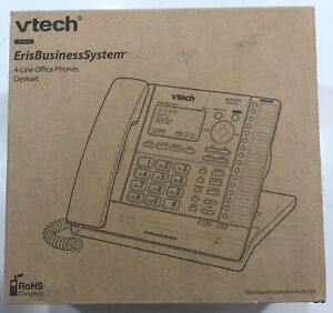 Vtech Up406 4 Line Office Phones Deskset