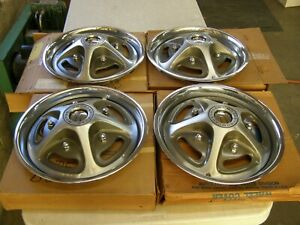 Nos Oem Ford 1970 1979 Truck Wheel Covers 15 Mag Style 1971 1972 1973 1974 1975