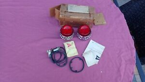 1962 Plymouth Fury Belvedere Tail Light Package Installation Kit Nos 2421450