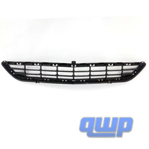 95080698 Front Bumper Lower Grille Grill For 2013 2016 Buick Encore 1 4l Black