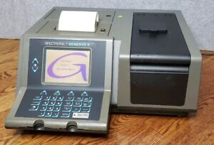 Thermo Spectronic Genesys 5 Laboratory Spectrophotometer 33600