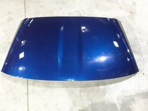 05 13 Corvette C6 Removeable Targa Top Solid Roof With Latches Aa6506