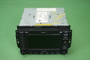04 07 Dodge Chrysler Jeep Rec Navigation Cd Radio Receiver Display 56038646am