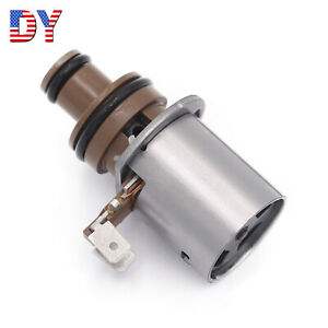 1torque Converter Lock Up Solenoid Fits For Subaru Lineartronic Cvt Tr580 Tr690