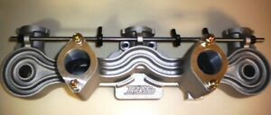 Thickstun Chevrolet 6 Dual Carb Intake Manifold 216 235 261 Inline Hot Rod Chevy