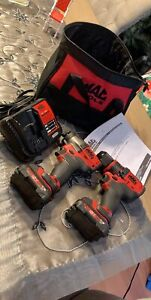 Mac Tools Drill Set New