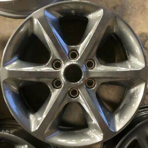 18 Inch 2018 2020 Ford Expedition Oem Charcoal Wheel Rim 10141 A