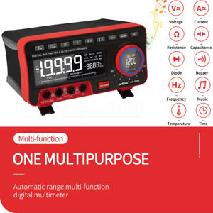 Aneng An888s Digital 19999 Counts High precision True Rms Multimeter Ohm Meter