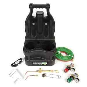 Tp 100 Torch Set oxygen And Acetylene Tanks Not Included