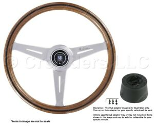 Nardi Classic 360mm Steering Wheel Hub For Porsche 356a 5061 36 3000 3804