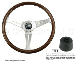 Nardi Classic 390mm Steering Wheel Hub For Porsche 914 5061 39 3000 3802