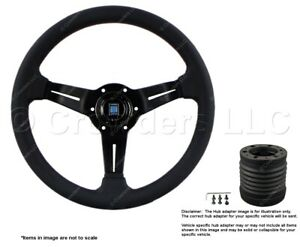 Nardi Deep Corn 330mm Steering Wheel Momo Hub For Audi 80 6069 33 2093 2507
