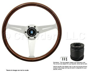 Nardi Classic 360mm Steering Wheel Momo Hub For Porsche 5061 36 1090 C231