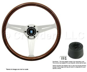 Nardi Classic 360mm Steering Wheel Hub For Porsche 356a 5061 36 1090 3804