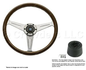 Nardi Classic 360mm Steering Wheel Hub For Porsche 914 5061 36 3090 3802