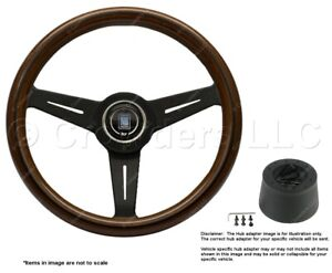 Nardi Classic 330mm Steering Wheel Hub For Porsche 914 5061 33 2000 3802