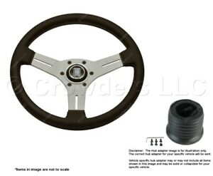 Nardi Competition Steering Wheel Hub For Porsche 6070 33 1091 4350 98 3810