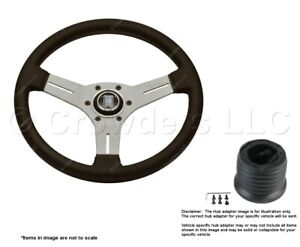 Nardi Competition 330mm Steering Wheel Hub For Mercedes 6070 33 1091 2804c