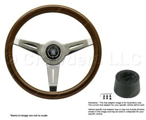 Nardi Classic 340mm Steering Wheel Hub For Porsche 914 5061 34 3000 3802