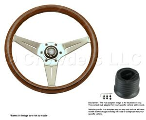 Nardi Deep Corn 350mm Steering Wheel Hub For Audi 80 80 5069 35 3000 5405