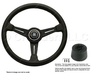 Nardi Classic 390mm Steering Wheel Hub For Porsche 914 6061 39 2001 3802