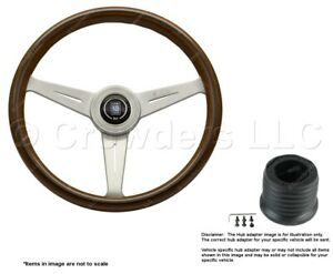 Nardi Classic 360mm Steering Wheel Hub For Audi 80 80 5051 36 6300 5405