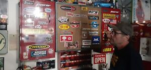Vintage Snap On Side Tool Cabinet Box Chest With Key