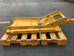 New Direct Link Hydraulic Thumb For Cat 308dcr