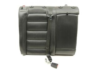 2010 2014 Mk6 Vw Gti Leather Rear Right Side Back Bench Seat Cushion Oem 937