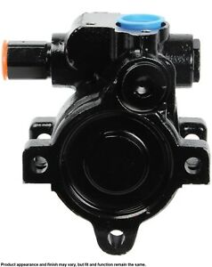 Power Steering Pump Fits 2002 2007 Dodge Ram 1500 Durango Parts Master Cardone