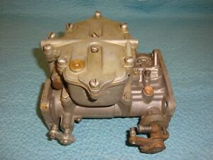 Zenith Carburetor Two Barrel