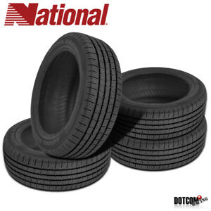 4 X New National Duration Exe 205 65r16 95h Tires