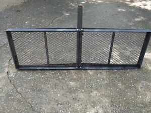 Steel Cargo Carrier For 2 Receiver