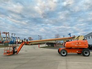 Jlg 860sj 4x4 86ft Telescopic Boom Lift Man Lift Aerial Lift Boom Manlift