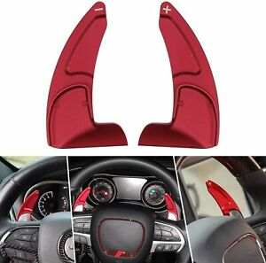 Steering Wheel Shift Paddle Extended Shifter Trim Cover For Jeep Grand Cherokee