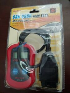 Autel Can Obdii Scan Tool Maxiscan Ms300
