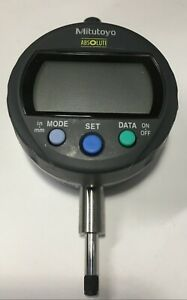 Mitutoyo 543 402b Absolute Digimatic Indicator 0 5 12 7mm 0005 0 01mm