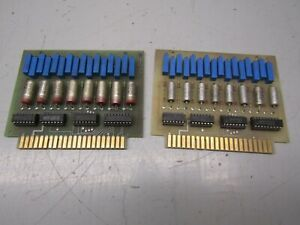 Sci 51688 Rev D And B Circuit Board Lot Of 2