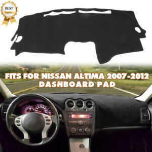 Dashmat Dash Mat Dashboard Cover Pad Shade Fits For Nissan Altima 2007 2012