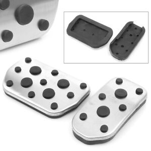 Car Gas Fuel Brake Foot Pedals Fit For Toyota Corolla Rav4 Levin Automatic Set
