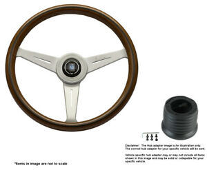 Nardi Classic 360mm Steering Wheel Momo Hub For Porsche 5051 36 6300 7004
