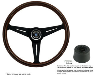 Nardi Classic 390mm Steering Wheel Hub For Porsche 914 5051 39 2300 3802