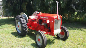 Ford Tractor 641 d Diesel
