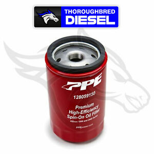 Ppe Double deep Spin on Transmission Filter For 01 19 Duramax Allison 1000 2000