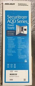 Securitron assa Abloy Aqd2 Power Supply 12 24vdc For Access Control new In Box