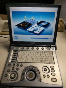 Used Logiq E Portable Ultrasound