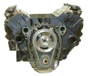 Chevy 350 68 79 4bolt Complete Remanufactured Engine