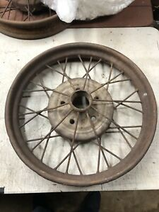 Ford Model A 21 Wire Wheel 1928 1929